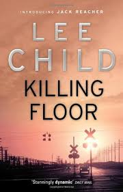 Debut novel Killing Floor.