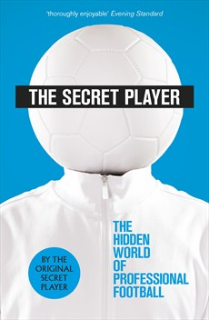Secret Player available in paperback 14 Aug 14