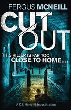 Cut Out - DI Harland Book 3