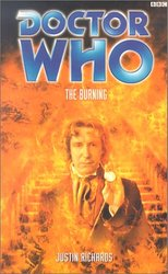 The Burning and its stunning cover