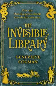 Invisible Library 2
