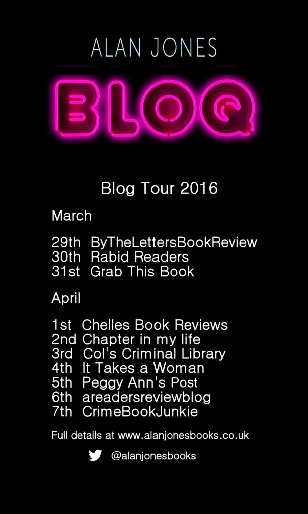 Bloq Blog Tour