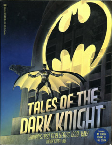 Tales of the dark knight 2