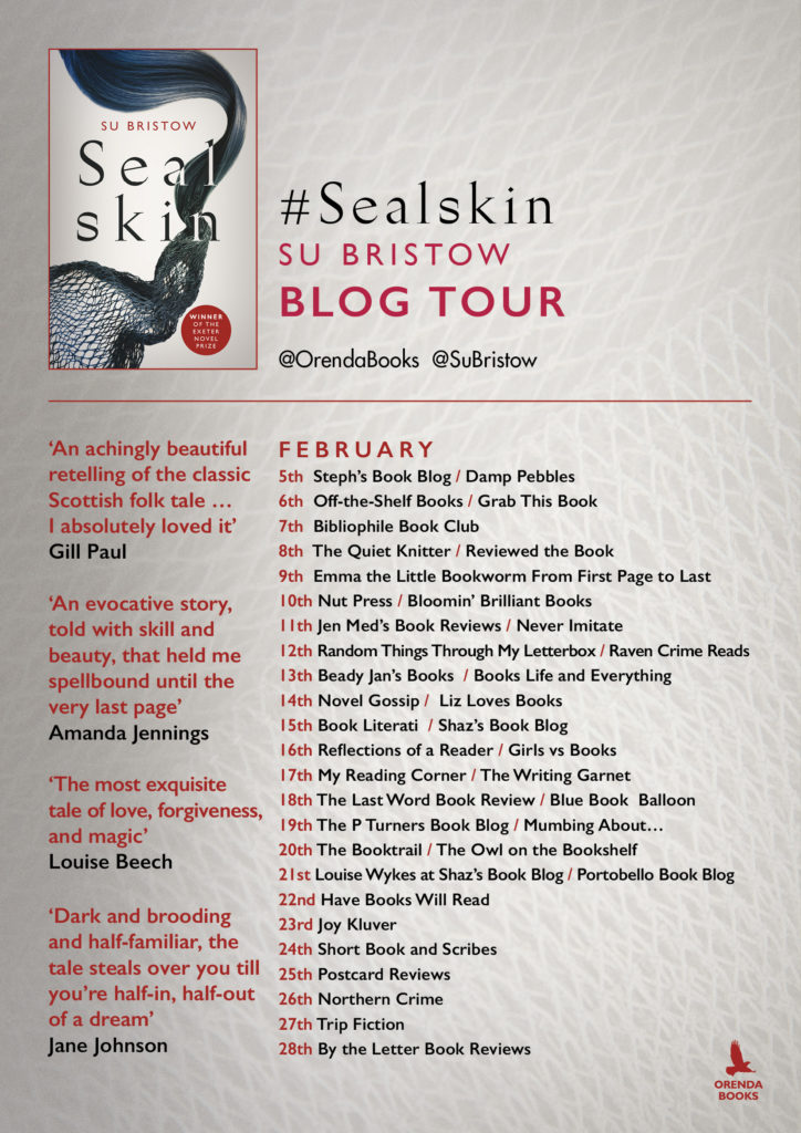 Sealskin Blog tour AMENDED