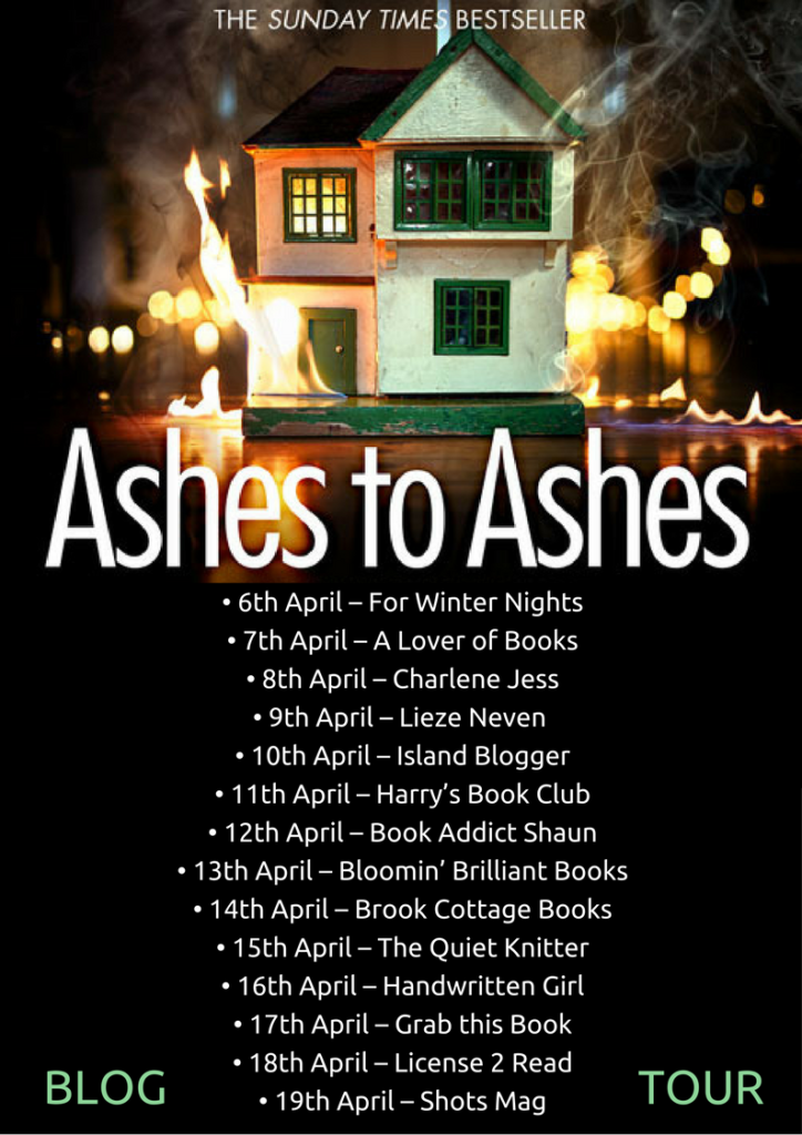 Ashes to Ashes – Paul Finch – Grab This Book