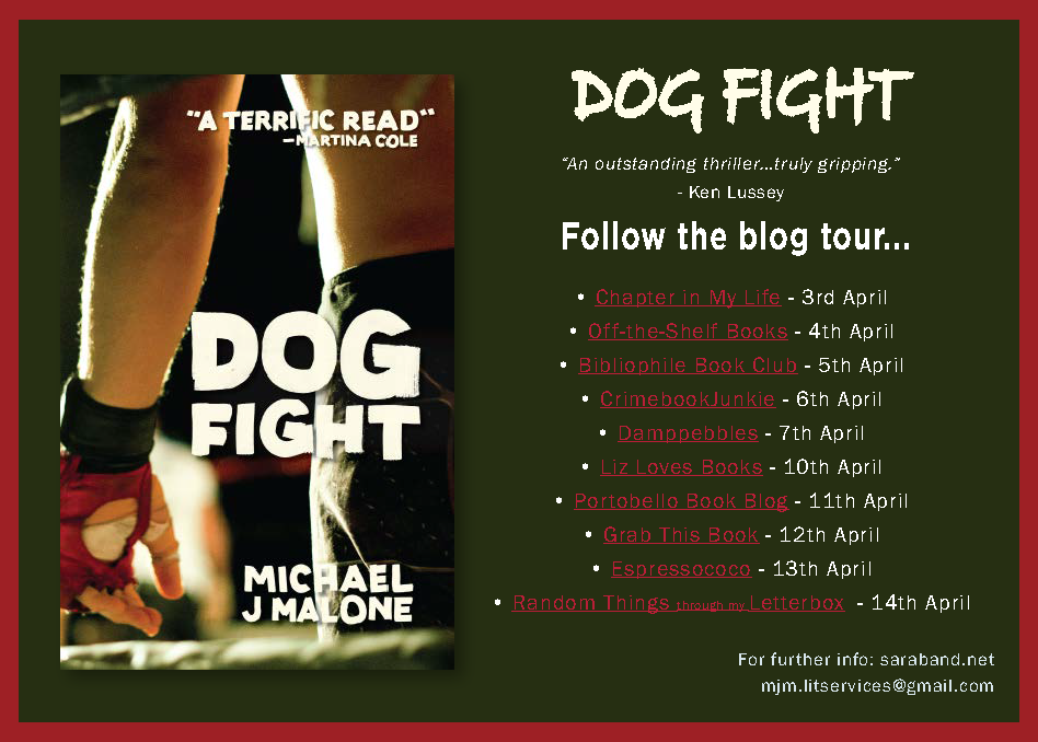 Dog Fight blogtour