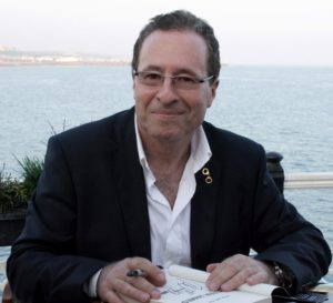 Peter James author photo
