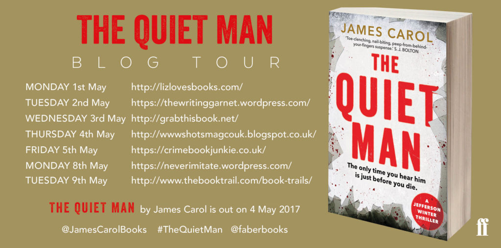 The Quiet Man_blog tour graphic