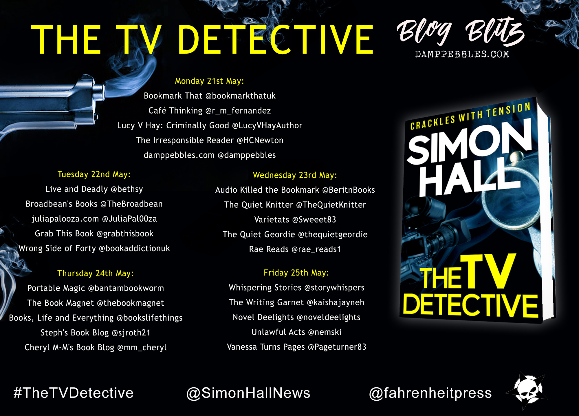 The best detectives with unpredictable outcome 87